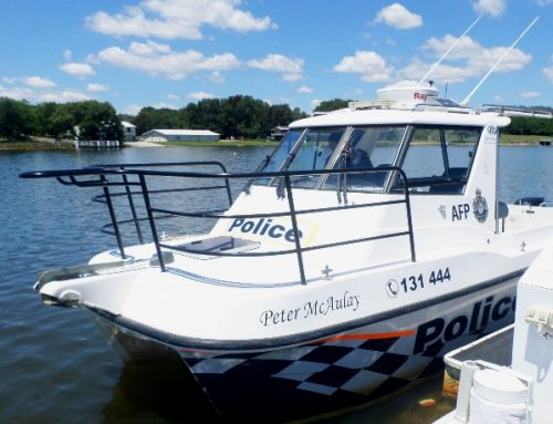 AFP – Boat Selection and Specification