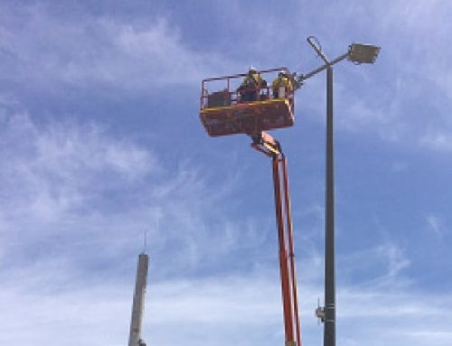 Garden Island – High Mast Light Replacement